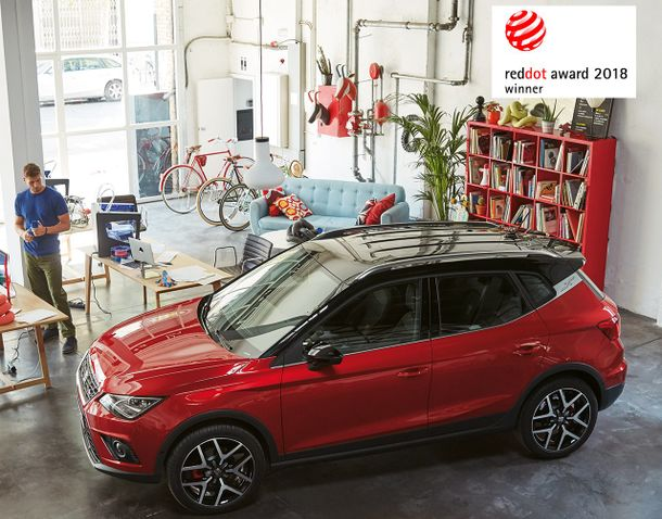 Business Leasing Angebot: Seat Arona