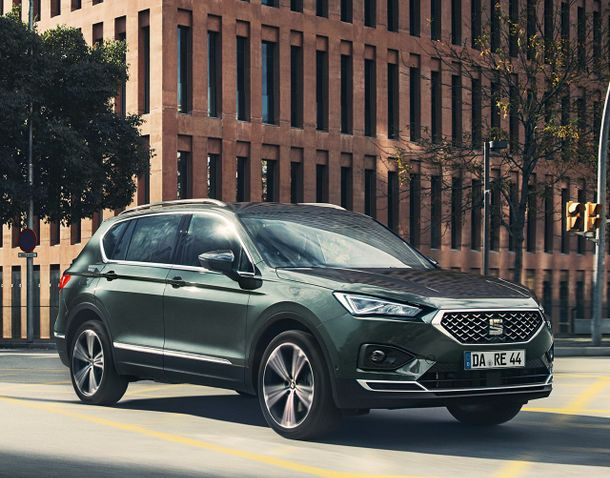 Business Leasing Angebot: Seat Tarraco