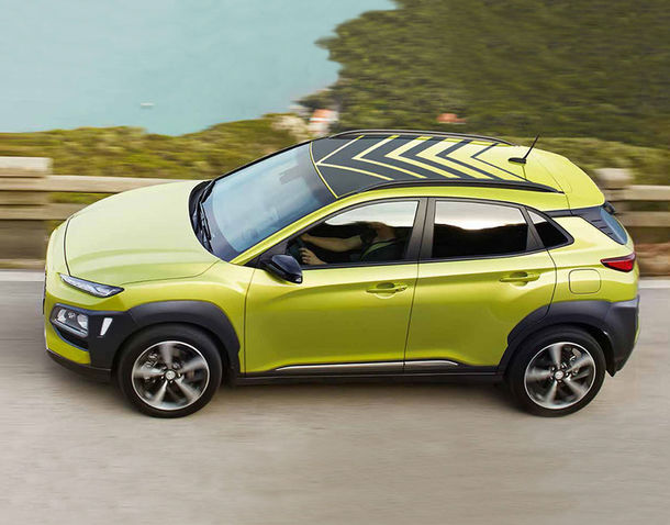 Hyundai Kona 1.0 Turbo M/T TREND Navigationspaket